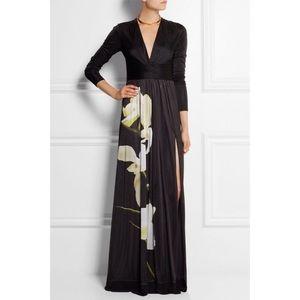 Altuzarra Target orchid semiformal maxi dress